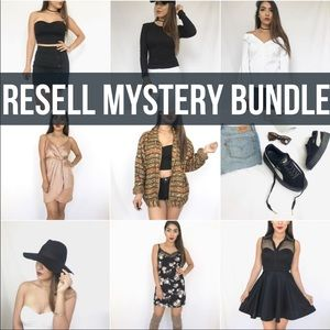 • 5 / $30 Resell Mystery Bundle •